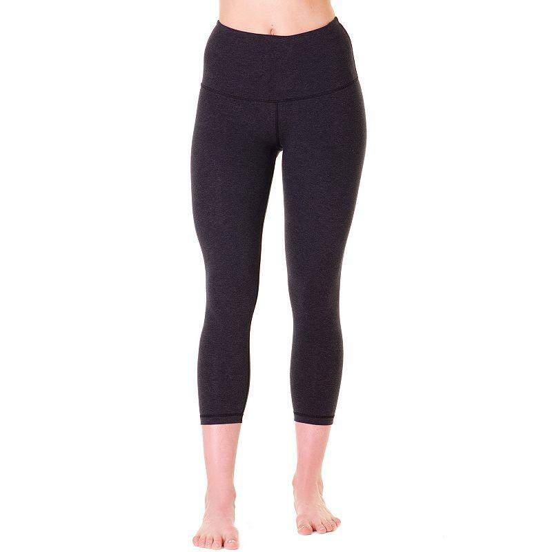 90 Degree by Reflex High-Waist Capri Yoga Leggings - Women's