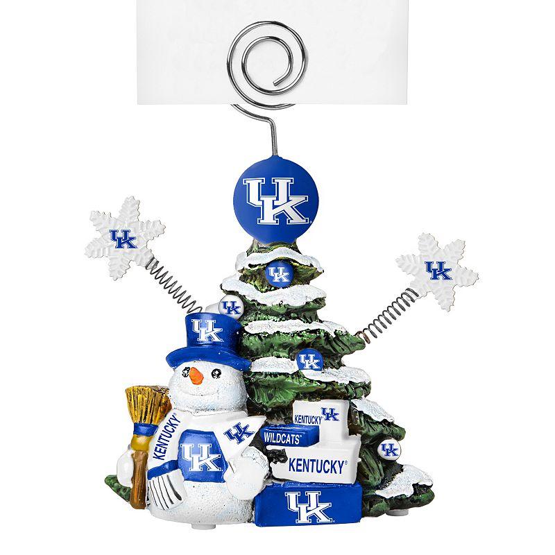 Kentucky Wildcats Christmas Tree Photo Holder