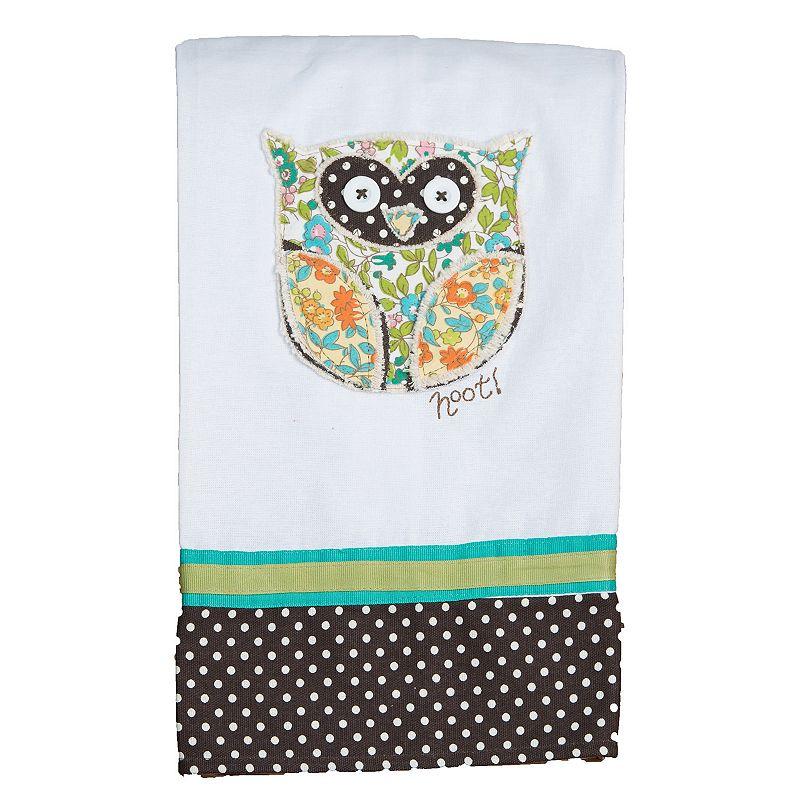 Glory Haus Owl Kitchen Towel