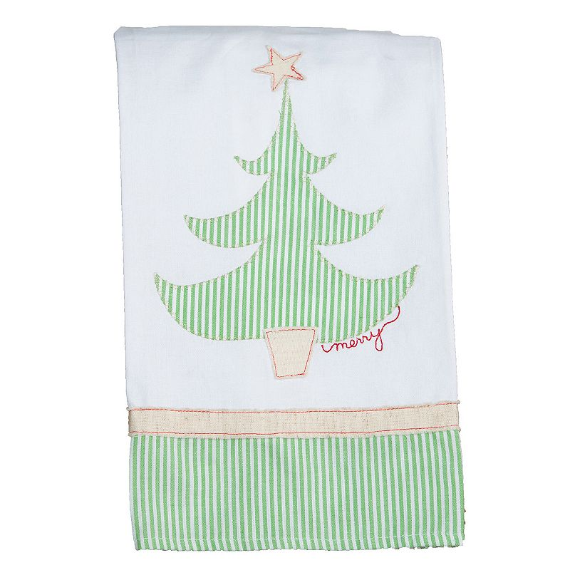 Glory Haus Christmas Tree Kitchen Towel