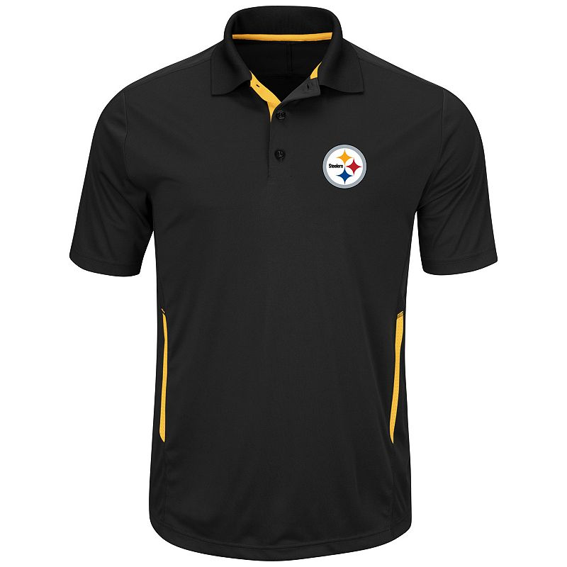 Men's Pittsburgh Steelers Field Classic Polo