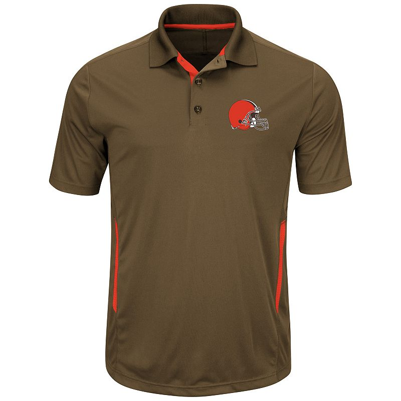 Men's Cleveland Browns Field Classic Polo