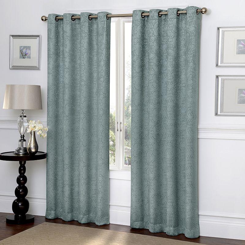 Kohl S Kitchen Curtains: Ironwork Blackout Curtain