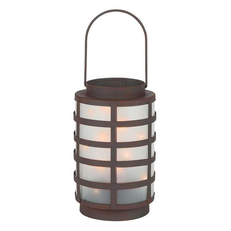Kohl S Patio String Lights : Brown Mini Bulb Metal Lantern Patio String Lights Lowe S Canada Ideas Home Design