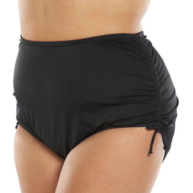 Plus Size Trimshaper Body Sculptor Bikini Bottoms