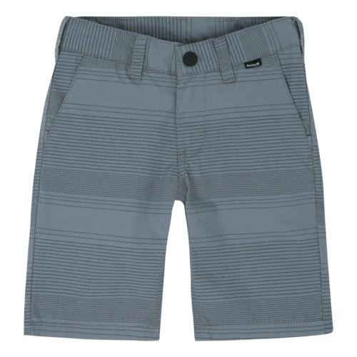 Boys 4-7 Hurley Faded Striped Shorts
