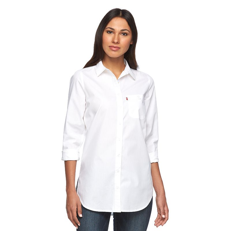 Women's Levi's Solid Shirt