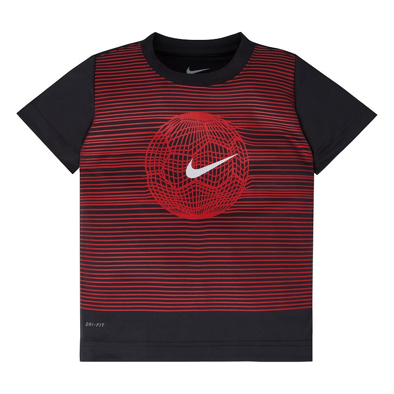 Toddler Boy Nike Dri-FIT Soccer Ball Line Tee