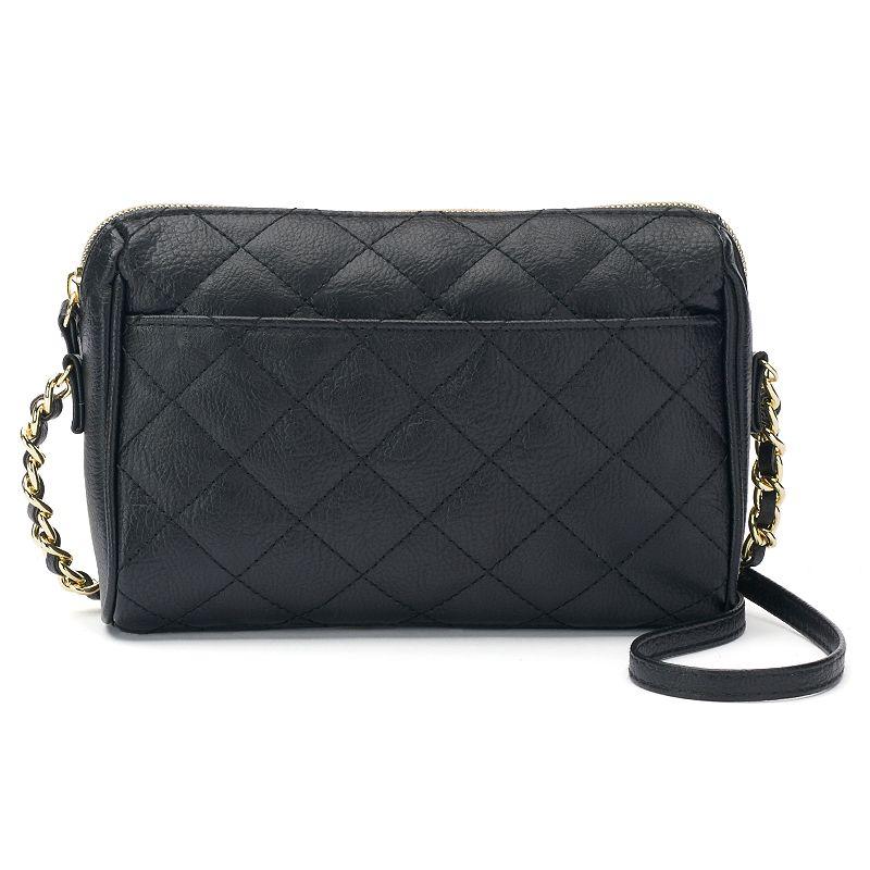 Apt. 9® Olivia Quilted Crossbody Bag