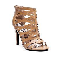 2 Lips Too Too Notify Women's High Heel Sandals