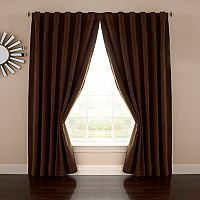 eclipse Absolute Zero Velvet Thermaback Blackout Home Theater Curtain