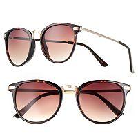 Women's LC Lauren Conrad Round Sunglasses