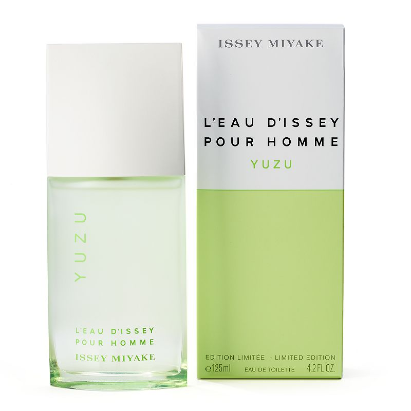 Issey Miyake L'eau d'Issey Pour Homme Yuzu Men's Cologne - Limited Edition