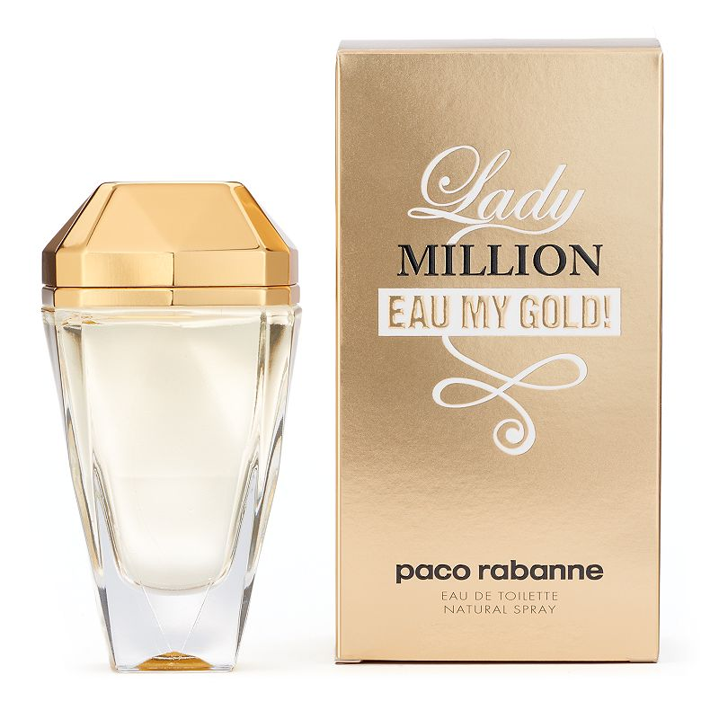 Lady Million Eau My Gold! by Paco Rabanne Women's Perfume