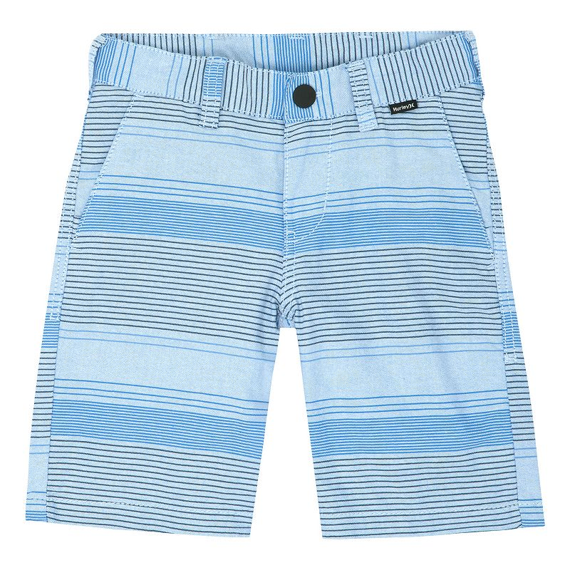 Boys 4-7 Hurley Striped Shorts
