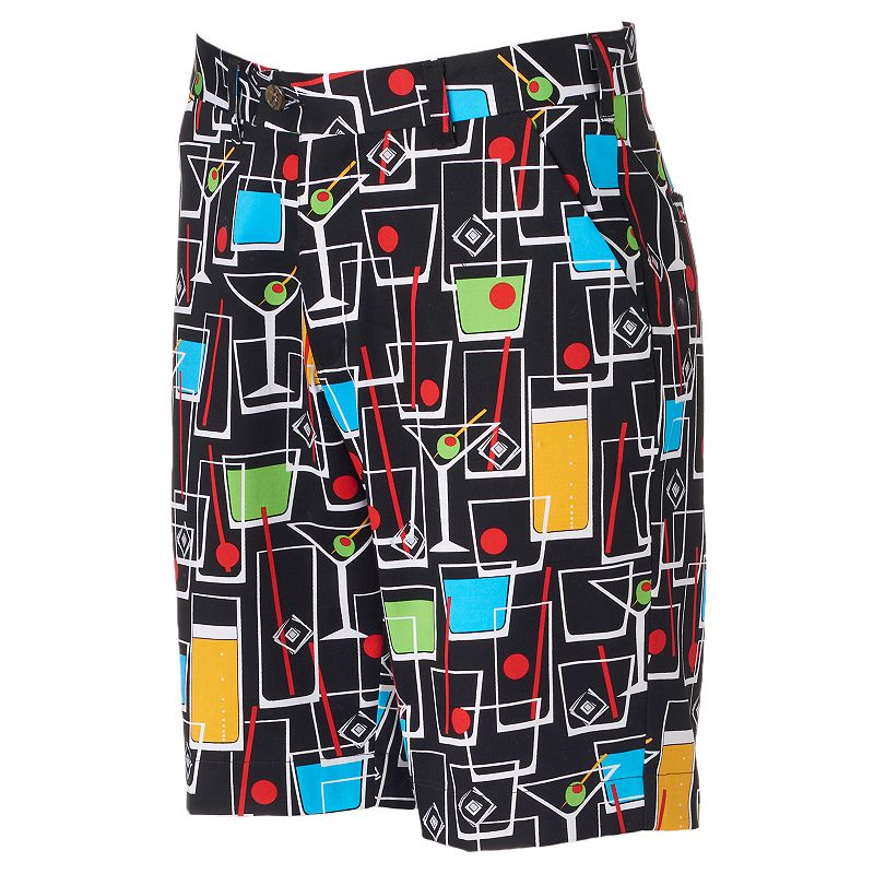 Men's Loudmouth Golf Happy Hour Shorts