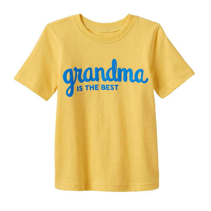 Jumping Beans® Toddler Boy Family Graphic Tee