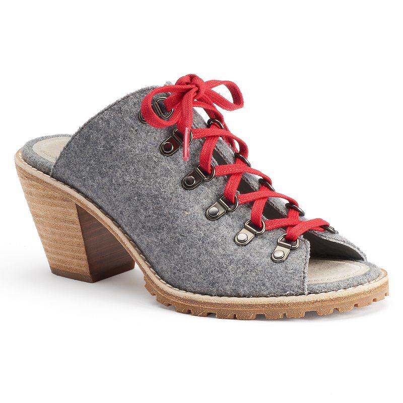 Woolrich Rockies Women's Mule Heels