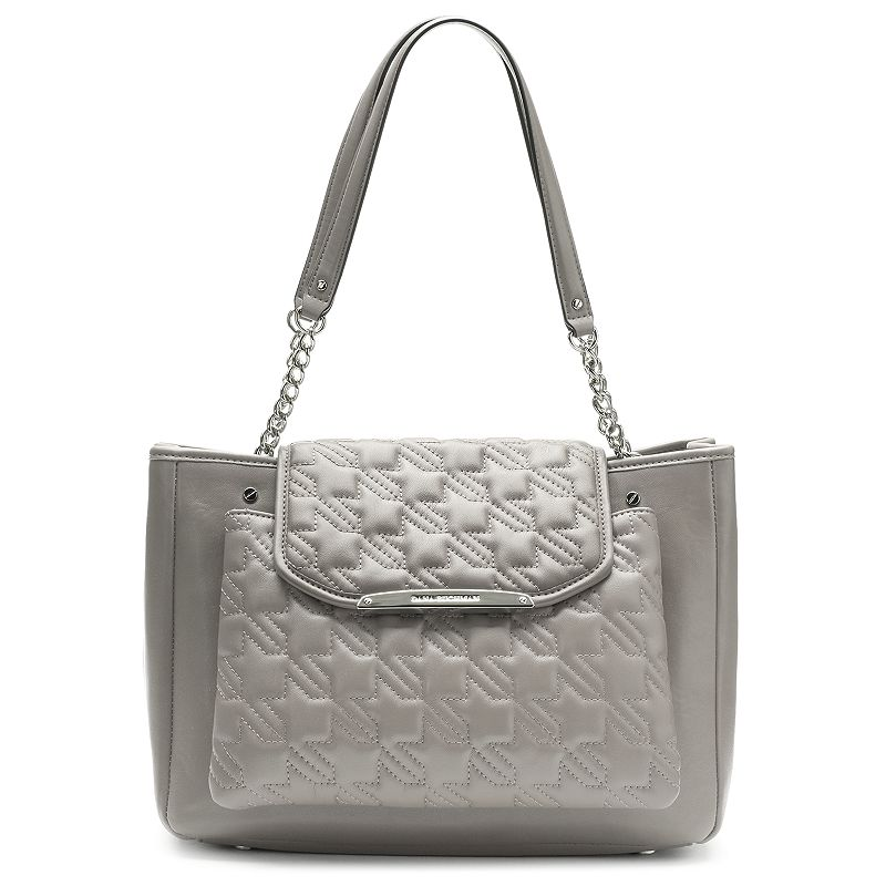 Dana Buchman Betsy Quilted Chain Shoulder Bag