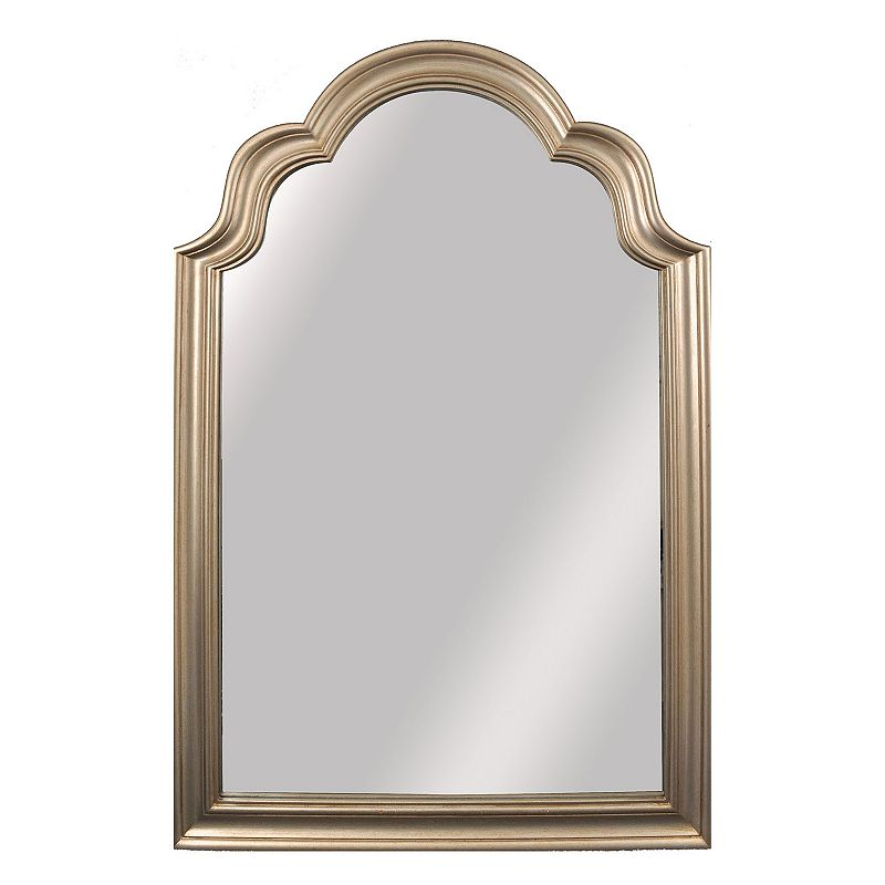 Belle Maison Ornate Arched Wall Mirror