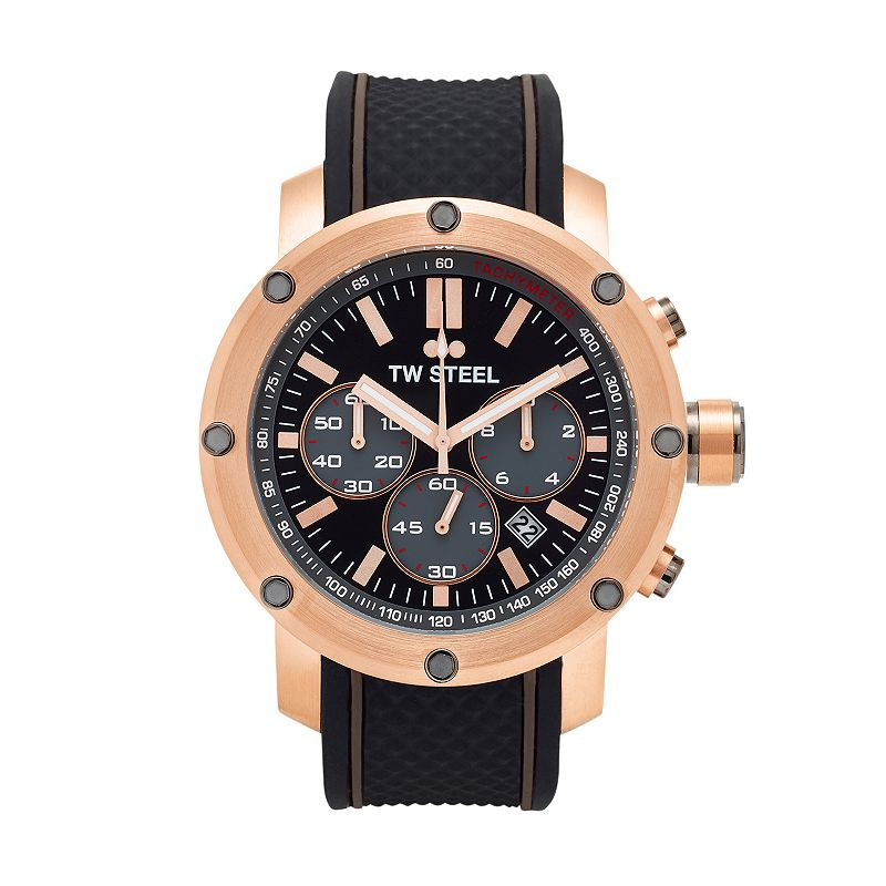 TW Steel Men's Grandeur Tech Chronograph Watch - TS5