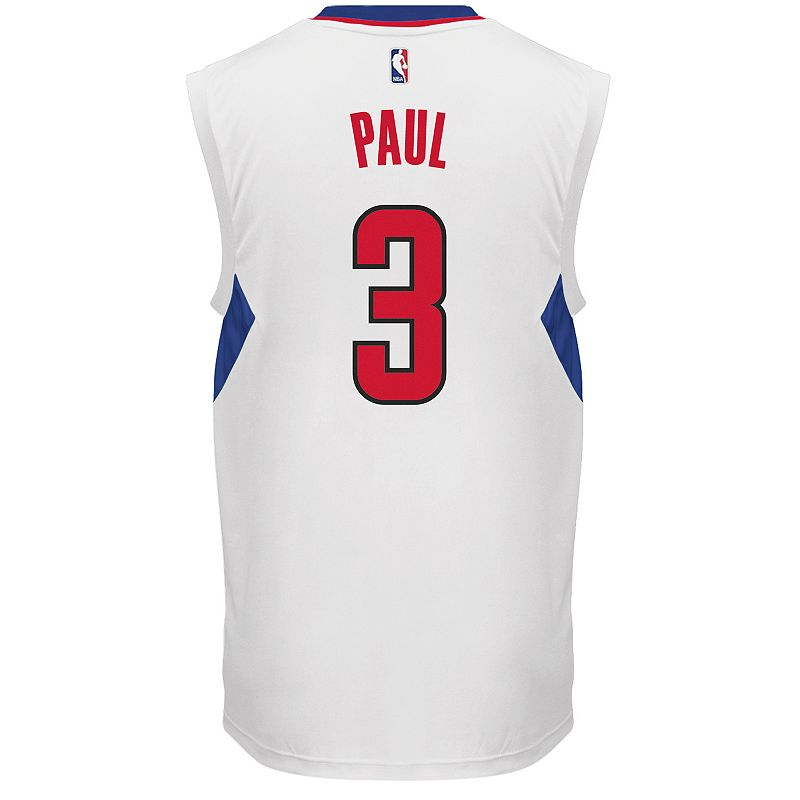 Men's adidas Los Angeles Clippers Chris Paul Replica Jersey