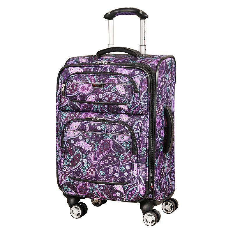 Ricardo Mar Vista 20-Inch WheelAboard Spinner Luggage