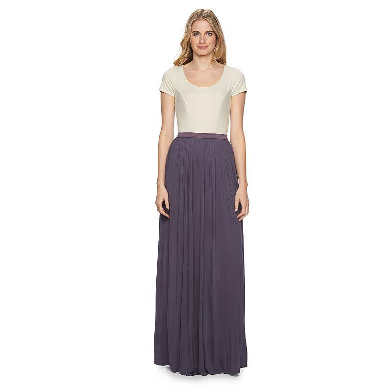 Women's LC Lauren Conrad Colorblock Maxi Dress