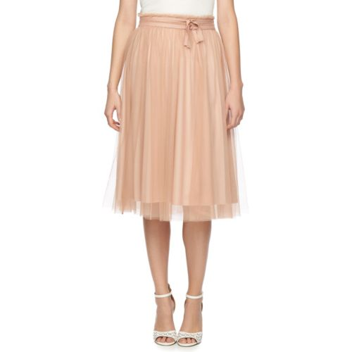 Women's LC Lauren Conrad Mesh Skirt