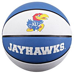 Baden Kansas Jayhawks Official Deluxe Basketball by