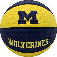 Baden Michigan Wolverines Official Deluxe Basketball