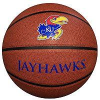 Baden Kansas Jayhawks Official Composite Basketball