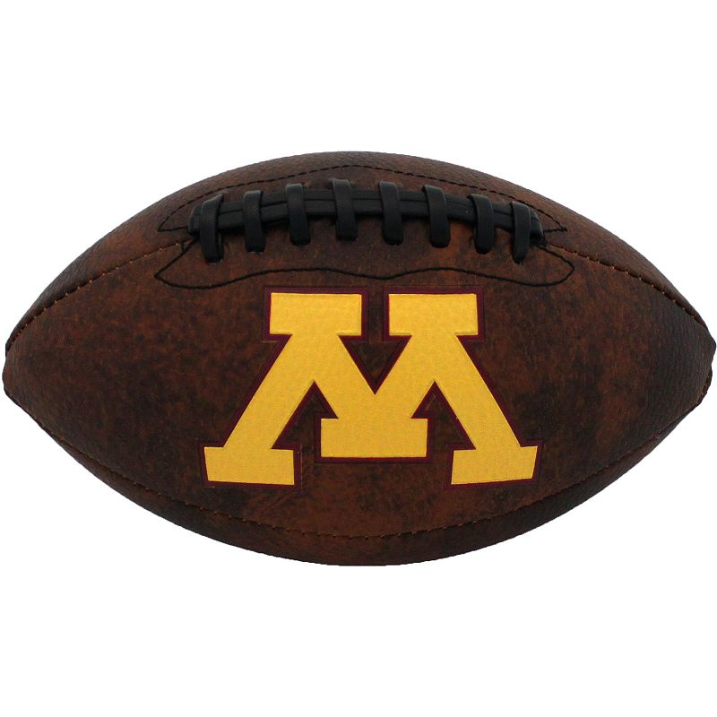 Baden Minnesota Golden Gophers Mini Vintage Football