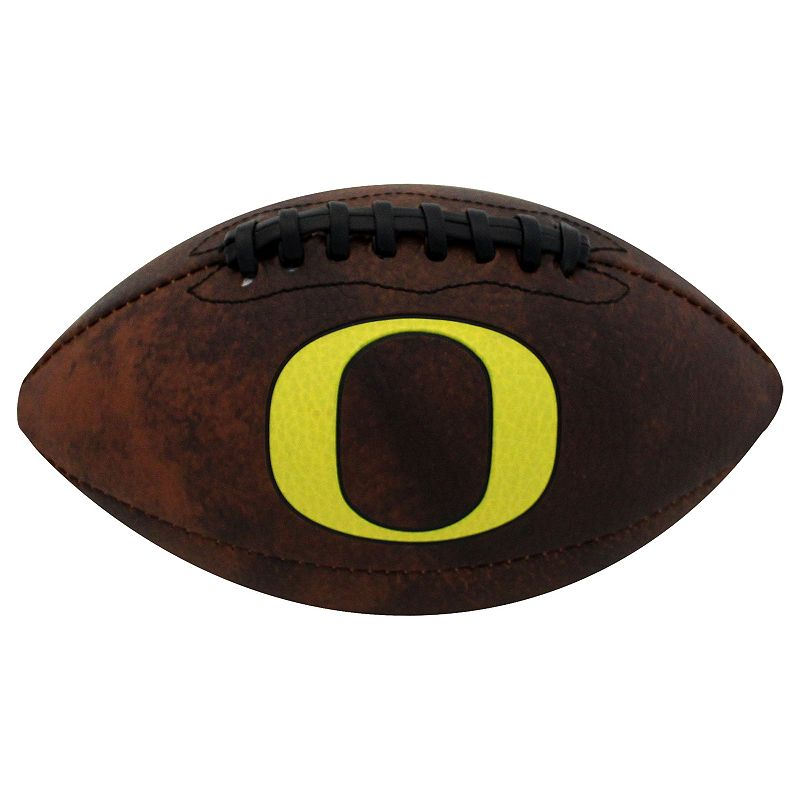 Baden Oregon Ducks Mini Vintage Football