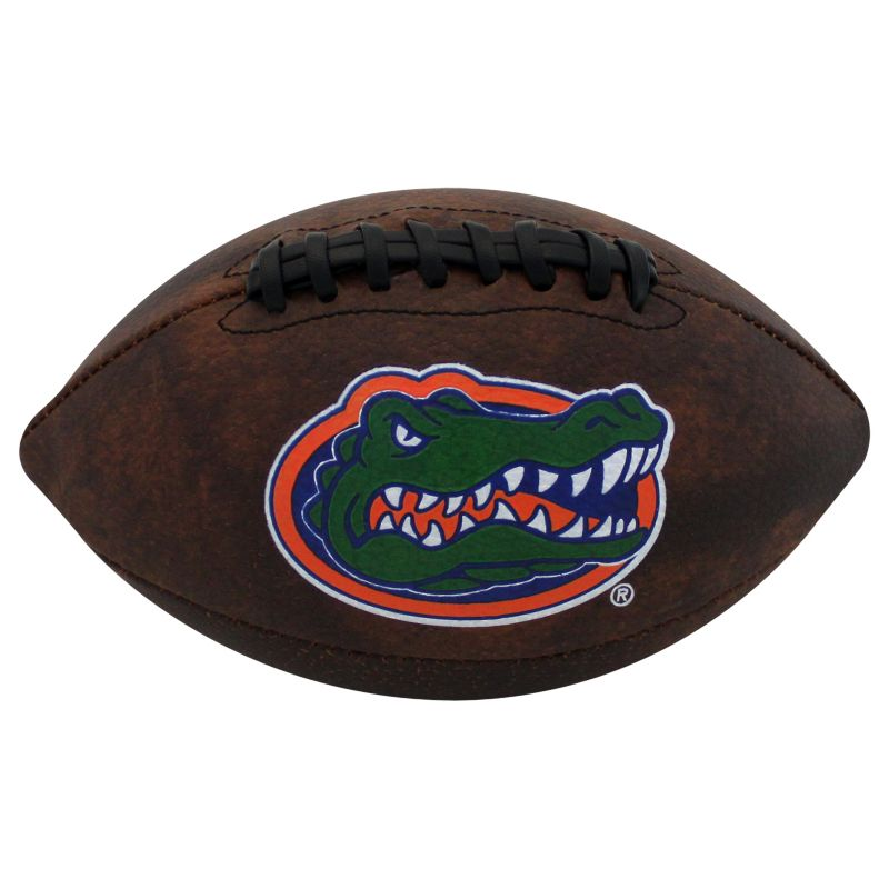 Baden Florida Gators Mini Vintage Football, Brown thumbnail