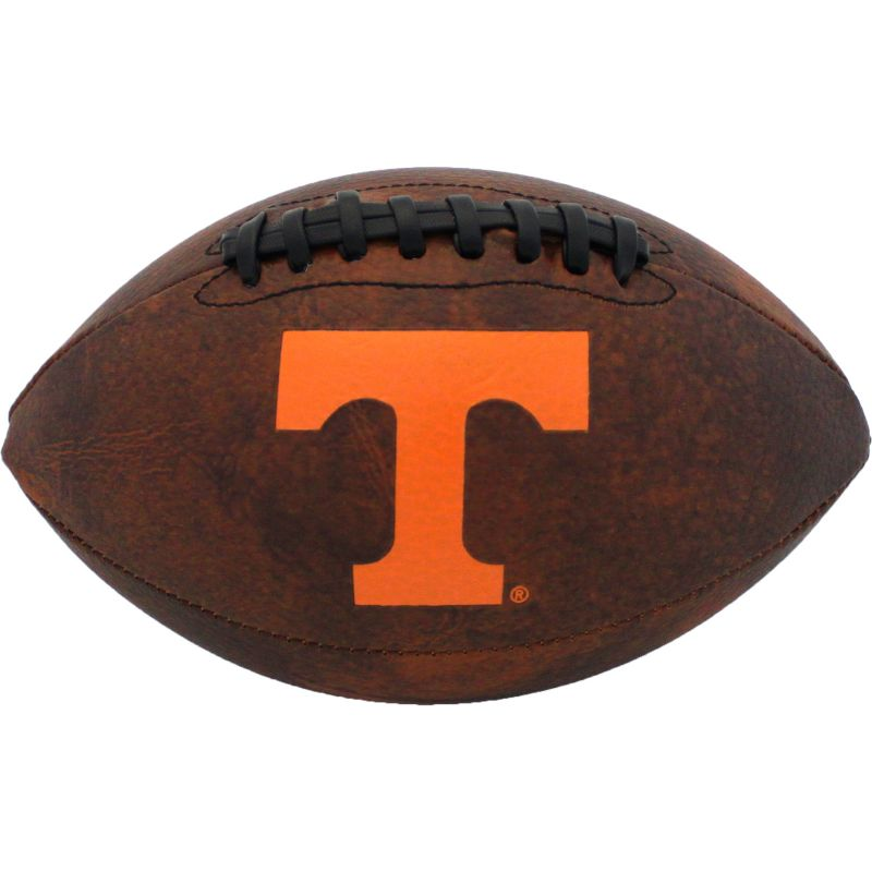 Baden Tennessee Volunteers Mini Vintage Football, Brown thumbnail