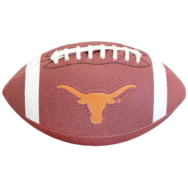 Baden Texas Longhorns Official Football, Brown thumbnail