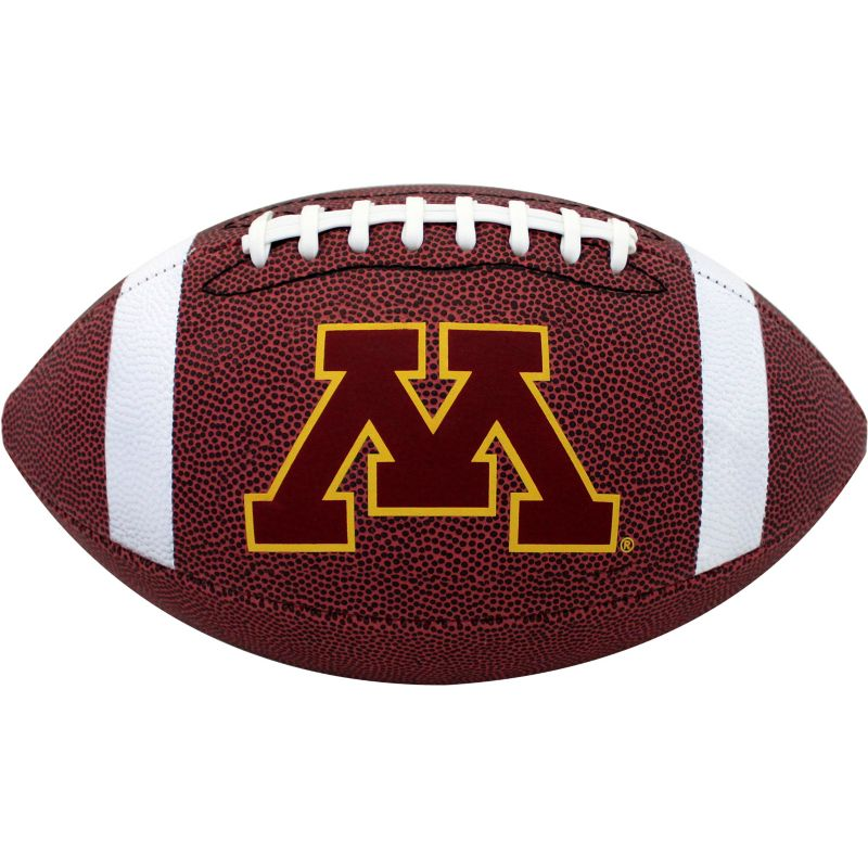 Baden Minnesota Golden Gophers Official Football, Brown thumbnail