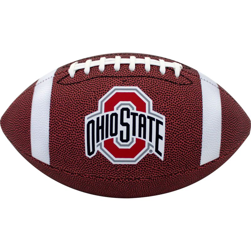 Baden Ohio State Buckeyes Official Football, Brown thumbnail