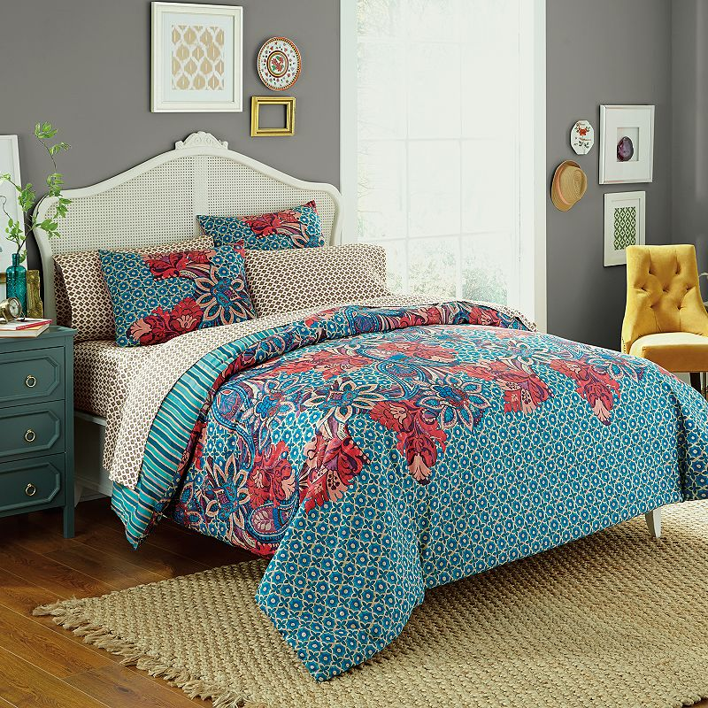 Free Spirit Rio Bed In A Bag Comforter Set