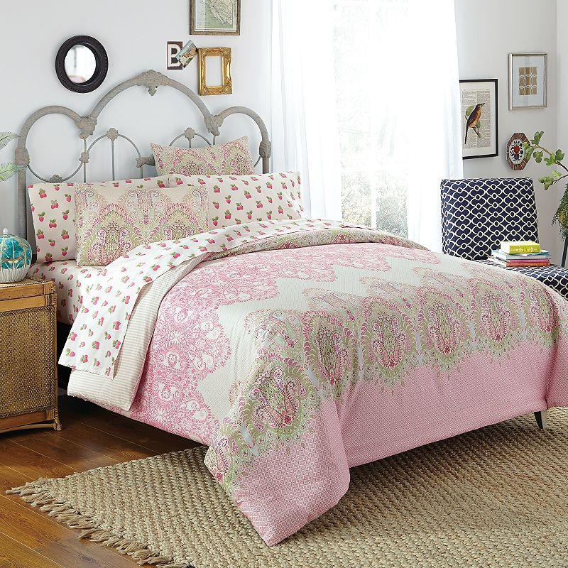 Free Spirit Victoria Bed In A Bag Comforter Set