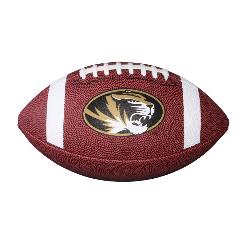 Baden Missouri Tigers Official Football, Brown thumbnail