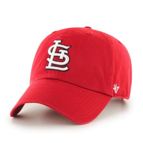 St. Louis Cardinals Garment Washed Baseball Cap