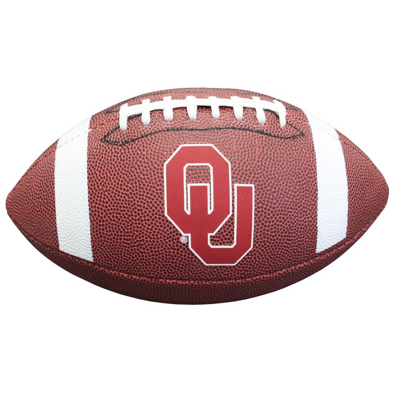Baden Oklahoma Sooners Official Football, Brown thumbnail