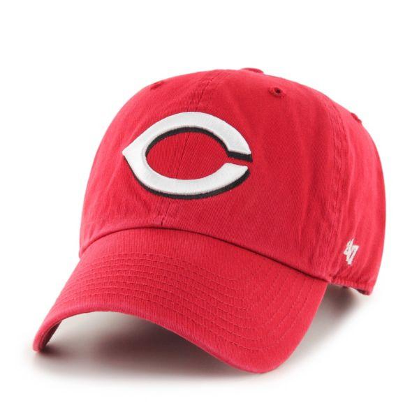 Adult Cincinnati Reds Garment Washed Baseball Cap