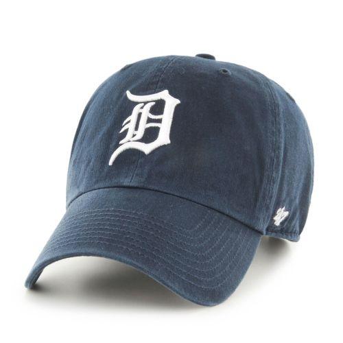 Detroit Tigers Garment Washed Baseball Cap