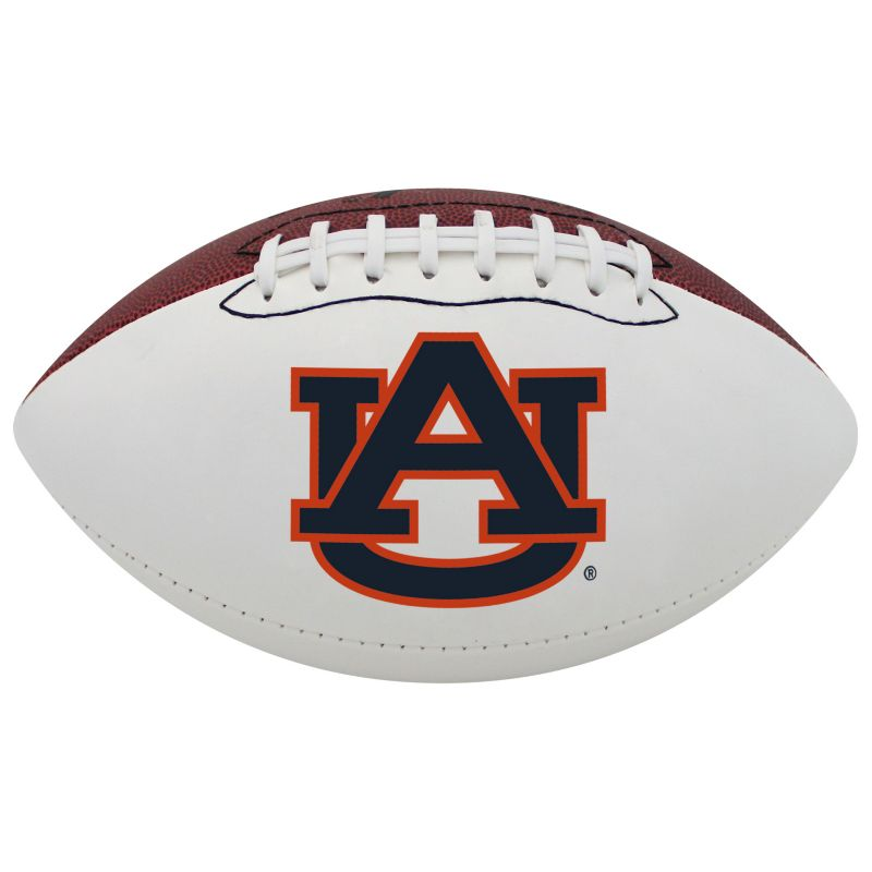Baden Auburn Tigers Official Autograph Football, White thumbnail