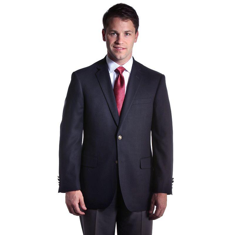 Big & Tall Jean-Paul Germain Traditional Blazer