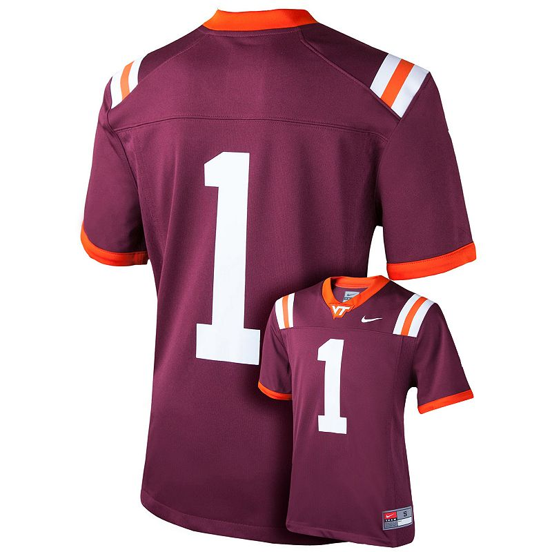 Boys 8-20 Nike Virginia Tech Hokies Replica Football Jersey