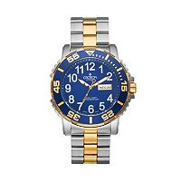 Croton Men's Deep Sea Two Tone Stainless Steel Automatic Watch